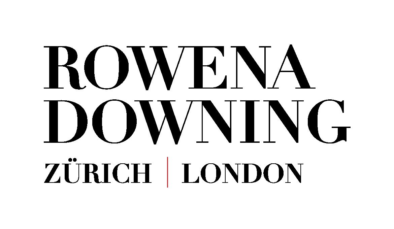 Logo Rowena Downing