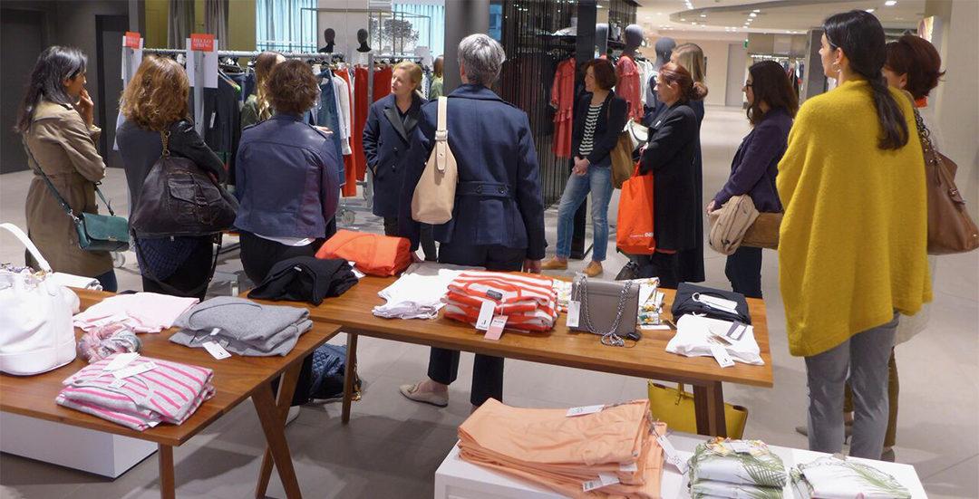 Style tour Zurich